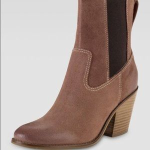 Cole Haan graham Suede Booties
